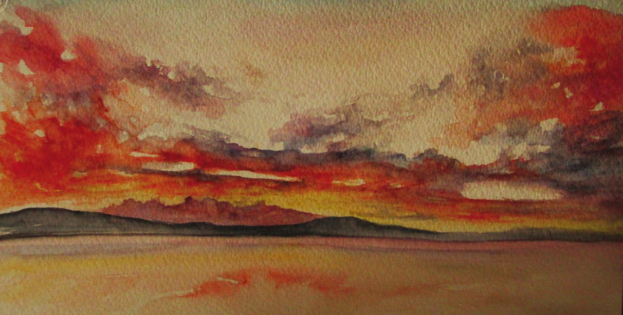 acquerello, 10x25 (2014)