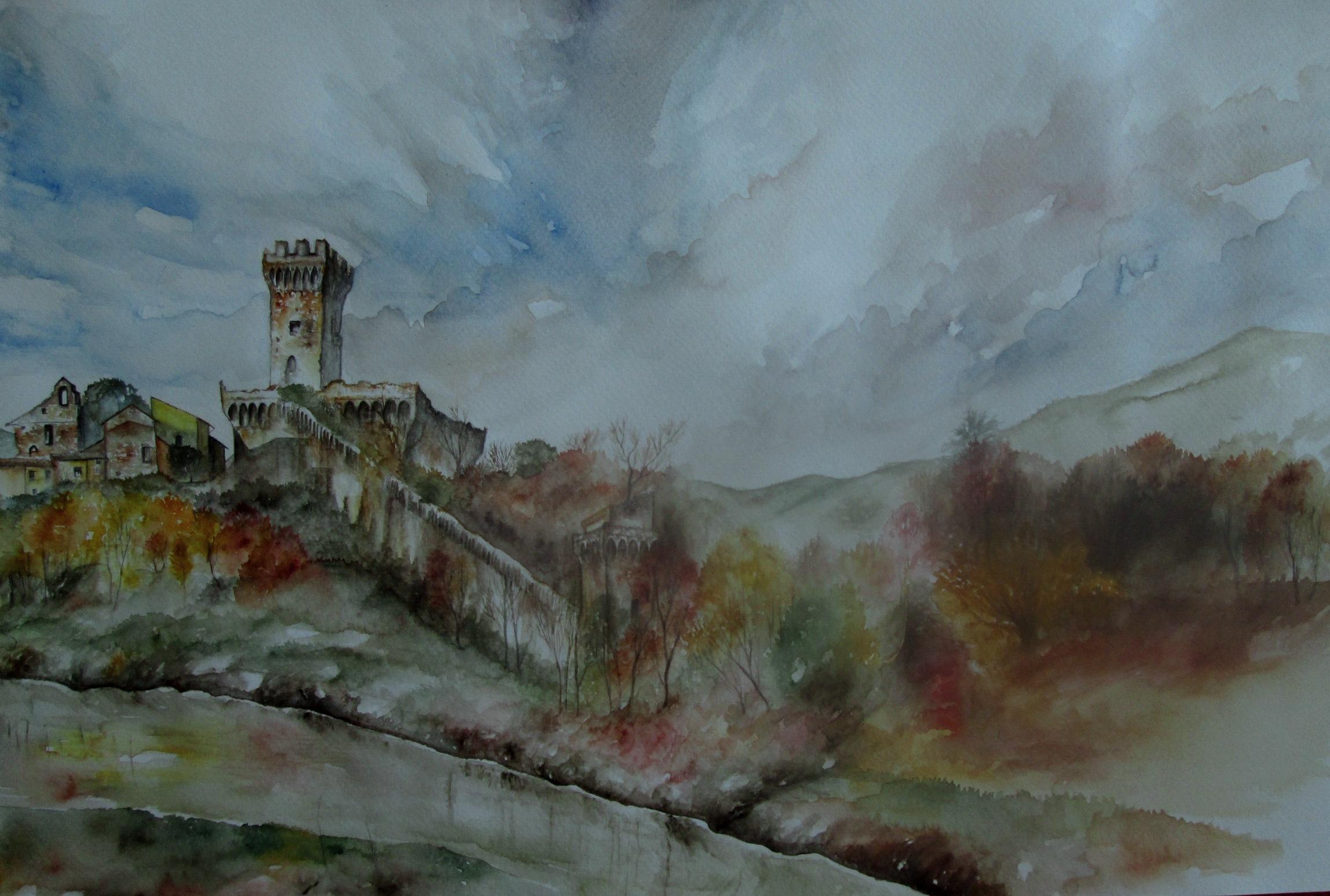 acquerello, 50x70 (2014)