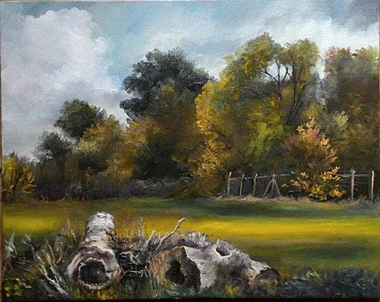 olio su tela, 20x30 (2015)