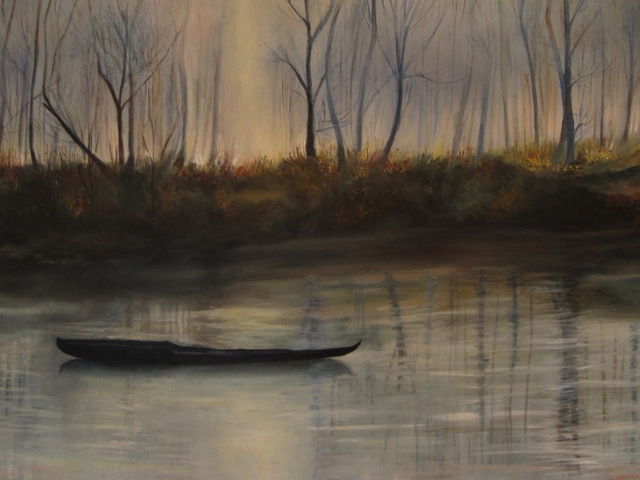 olio su tela, 40x60 (2011)