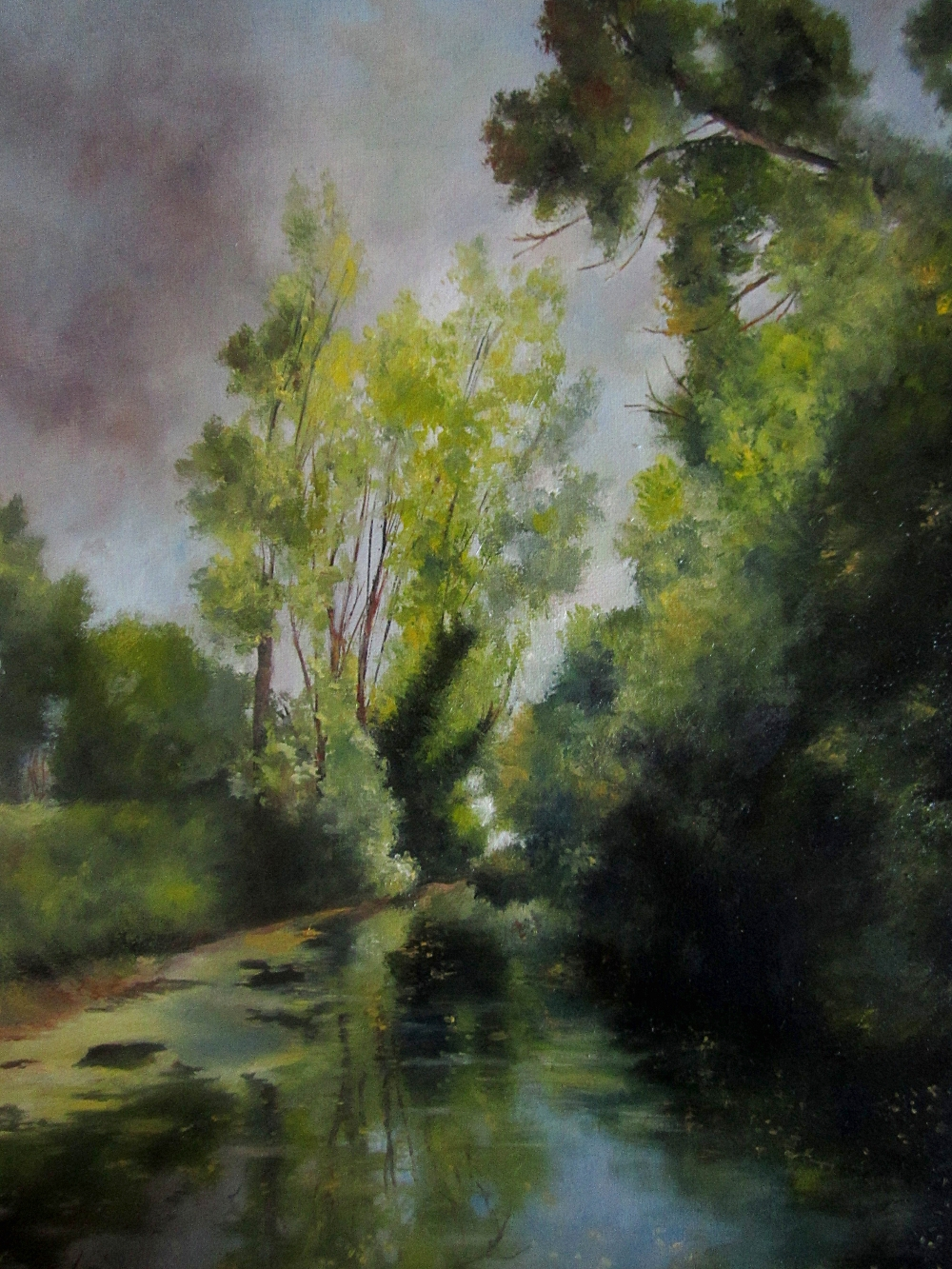 olio su tela, 30x40 (2012)